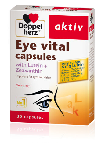 Doppelherz Eye Vital Capsules