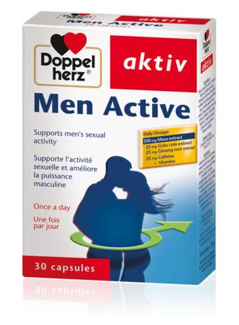 Doppelherz Men Active
