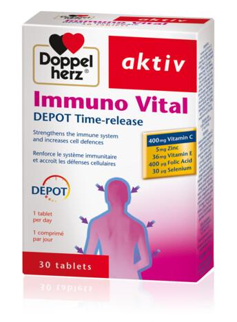 Doppelherz Immuno Vital