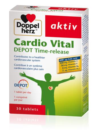 Doppelherz Cardio vital