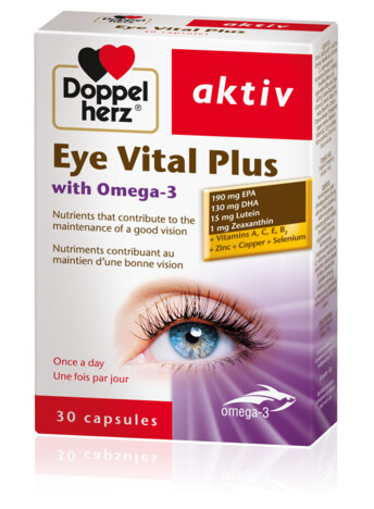 Doppelherz Eye Vital Plus